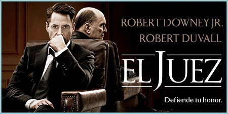 "El juez (""The judge"" de David Dobkin, 2014)"